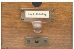 Card Catalog: 30 Notecards from the Library of Congress (Cards)
