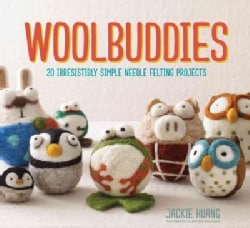 Woolbuddies: 20 Irresistibly Simple Needle Felting Projects (Hardcover)