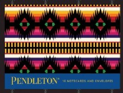 Pendleton Notecards: 16 Notecards and Envelopes (Cards)