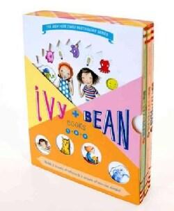 Ivy + Bean 7+8+9 (Paperback)