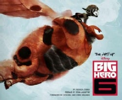 The Art of Big Hero 6 (Hardcover)