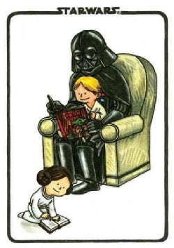 Darth Vader and Son Journal (Notebook / blank book)