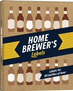 Home Brewer's Labels (Cards)