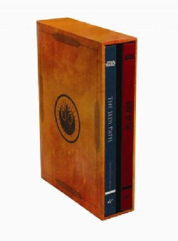 Star Wars Box Set: The Jedi Path and Book of Sith (Hardcover)