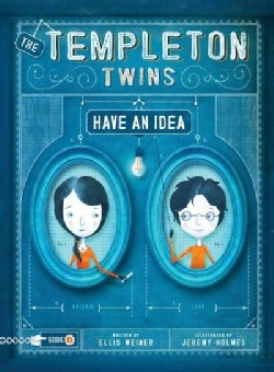 The Templeton Twins Have an Idea (Paperback)