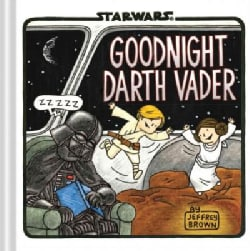 Goodnight Darth Vader (Hardcover)