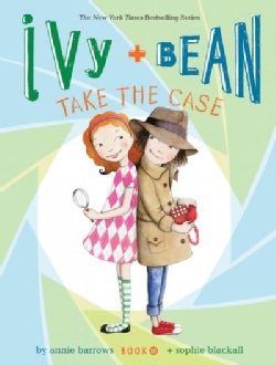 Ivy + Bean Take the Case (Paperback)