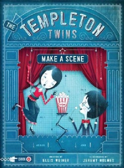 The Templeton Twins Make a Scene (Paperback)