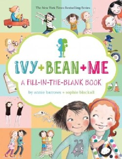 Ivy + Bean + Me: A Fill-in-the-Blank Book (Record book)