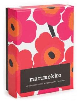 Marimekko Notes: 20 Different Unikko Notecards and Envelopes (Cards)