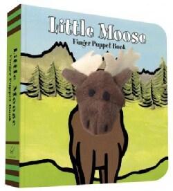 Little Moose: Finger Puppet Book (Board book)