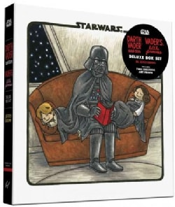 Darth Vader and Son / Vader's Little Princess: Includes 2 Exclusive Art Prints (Hardcover)