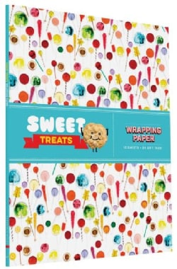 Sweet Treats Wrapping Paper (General merchandise)