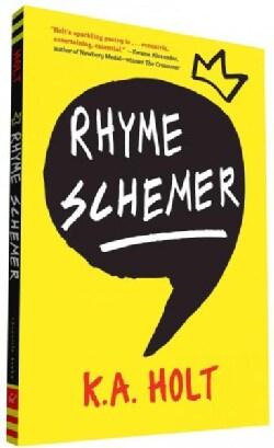 Rhyme Schemer (Paperback)