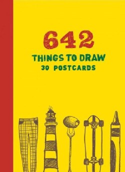 642 Things to Draw: 30 Postcards (Cards)