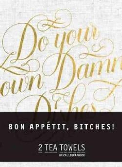 Bon, Appetit Bitches Tea Towels (General merchandise)