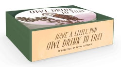 Owl Drink to That: 15 Coasters (General merchandise)