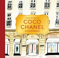 Coco Chanel: An Illustrated Biography (Hardcover)