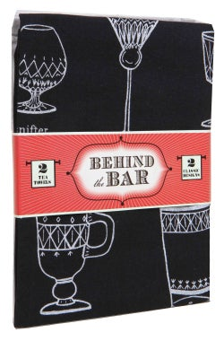 Behind the Bar: 2 Tea Towels (General merchandise)