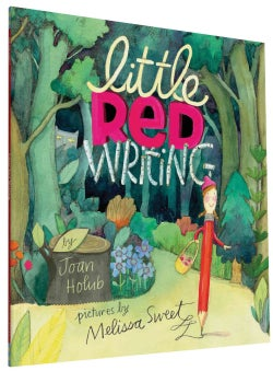 Little Red Writing (Paperback)