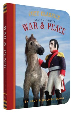 War and Peace (Board book)