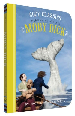 Herman Melville's Moby Dick (Board book)