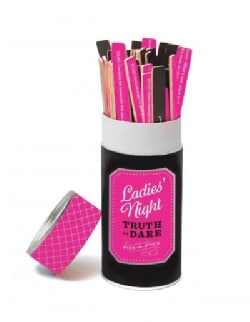 Ladies' Night Truth or Dare: Pick-a-Stick (Game)
