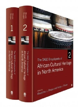 The Sage Encyclopedia of African Cultural Heritage in North America (Hardcover)