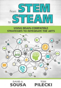From STEM to STEAM: Using Brain-Compatible Strategies to Integrate the Arts (Paperback)