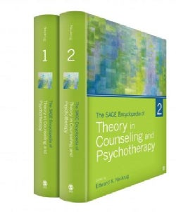 The Sage Encyclopedia of Theory in Counseling and Psychotherapy (Hardcover)