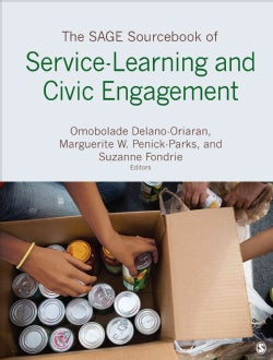 The SAGE Sourcebook of Service-Learning and Civic Engagement (Hardcover)