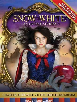 Snow White and Other Stories: Includes Ebook (CD-Audio)