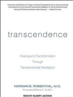 Transcendence: Healing and Transformation Through Transcendental Meditation: Library Edition (CD-Audio)