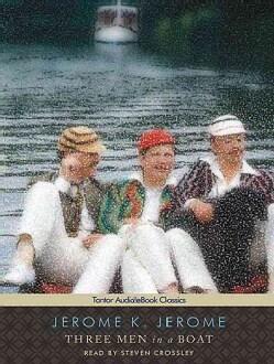 Three Men in a Boat: Includes Companion eBook (CD-Audio)