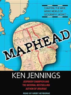Maphead (Compact Disc)