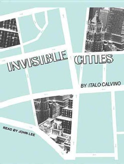Invisible Cities (CD-Audio)