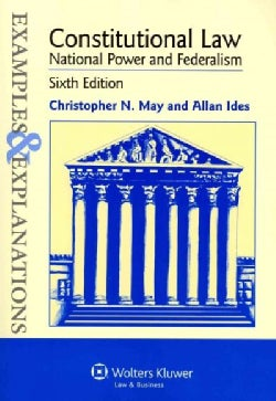Constitutional Law: National Power and Federalism (Paperback)