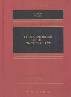 Ethical Problems in the Practice of Law (Hardcover)