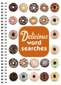 Delicious Word Searches (Paperback)