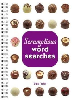 Scrumptious Word Searches (Paperback)