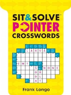 Sit & Solve Pointer Crosswords (Paperback)