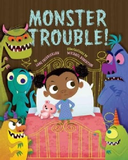 Monster Trouble! (Hardcover)