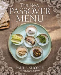 The New Passover Menu (Hardcover)