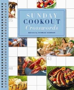 Sunday Cookout Crosswords (Paperback)
