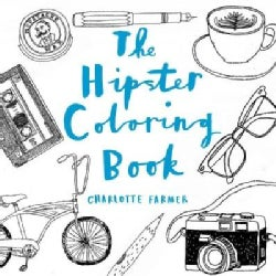 The Hipster Coloring Book (Paperback)