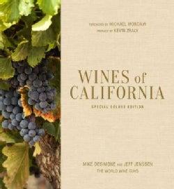 Wines of California (Hardcover)