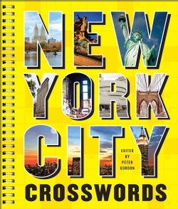 New York City Crosswords (Paperback)