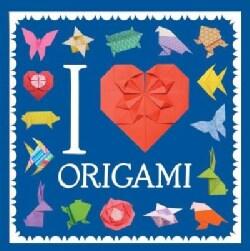I Heart Origami (Paperback)