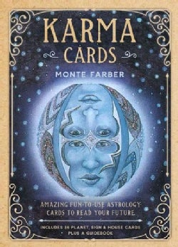 Karma Cards: Amazing Fun-to-use Astrology Cards to Read Your Future (Cards)