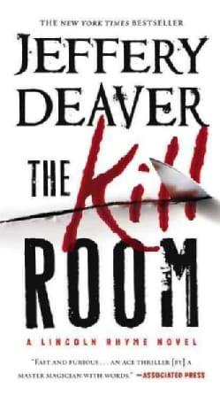The Kill Room (Paperback)